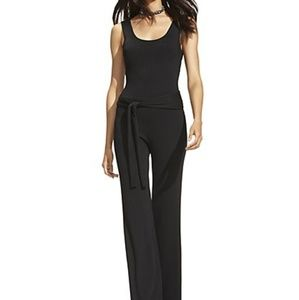 New York and Company ribbed sweater jumpsuit